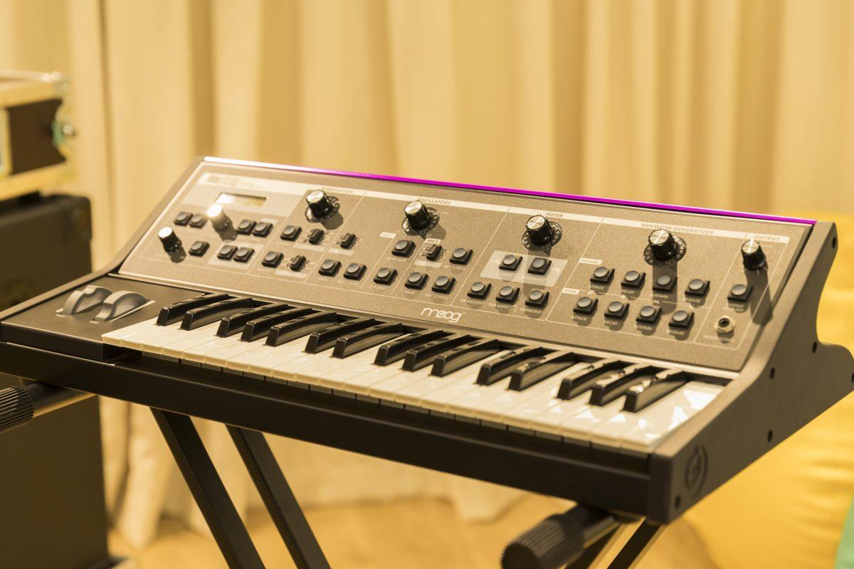 Piano Moog