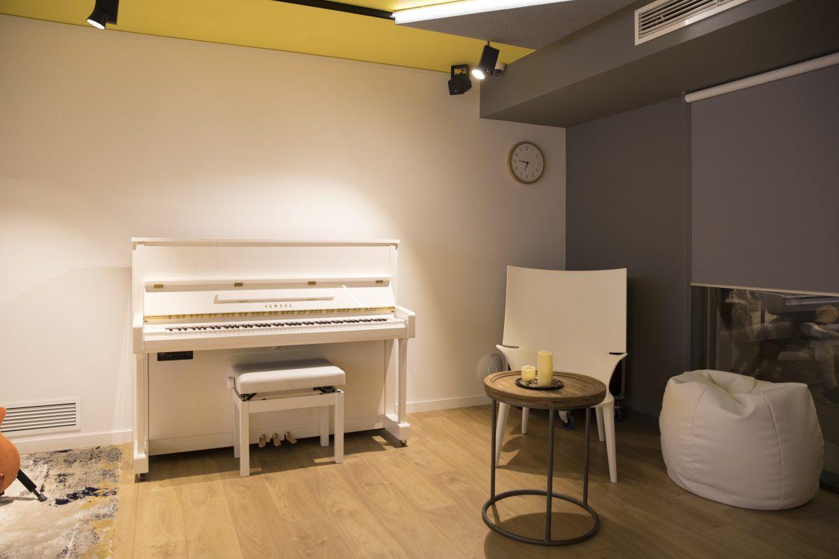 Piano de Cola Yamaha