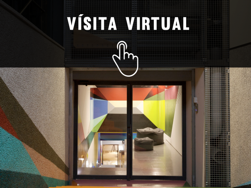 visita virtual artspacebarcelona