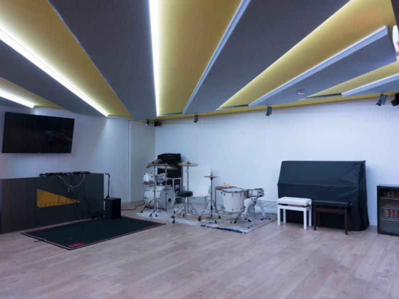 clases con musica en vivo en barcelona