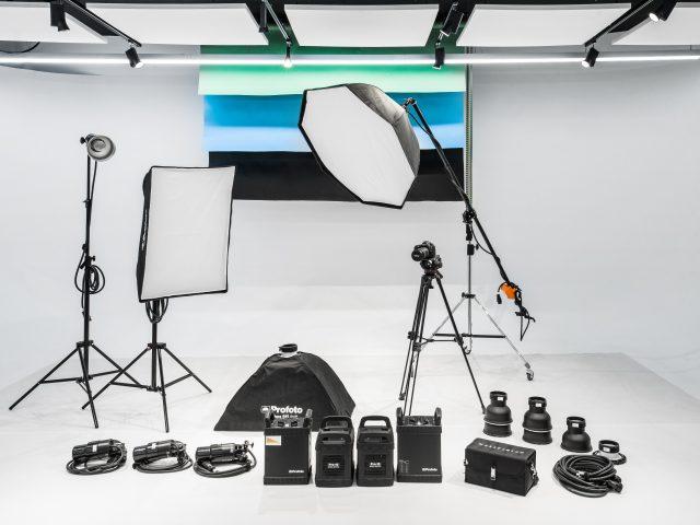Sesión de fotos profesionales en Barcelona