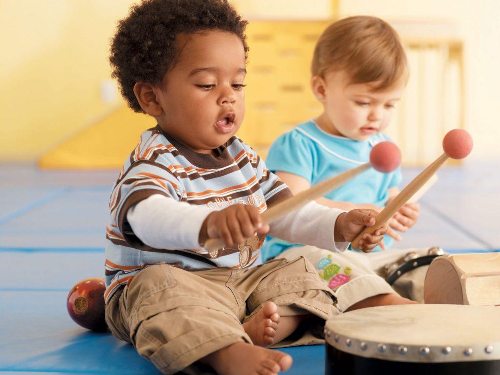 clases de musica para bebes