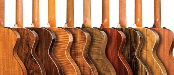 tipos de guitarra acustica