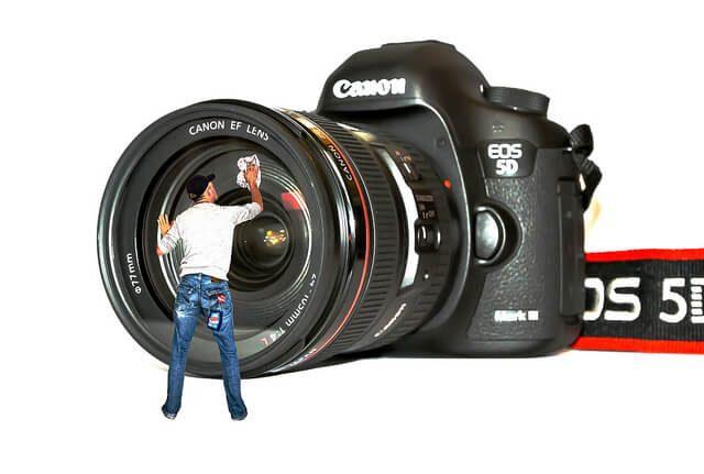 Tips para Fotógrafos: ¿Cómo limpiar una lente de Cámara Reflex?
