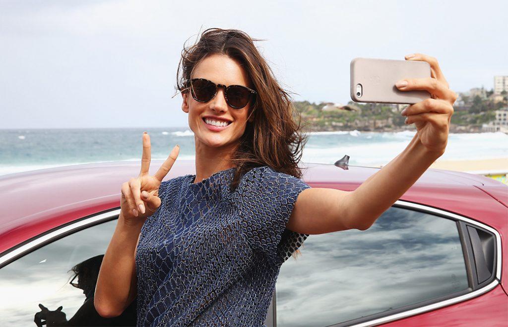 como verte bien en las selfies