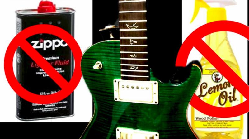 cuidados de una guitarra electrica