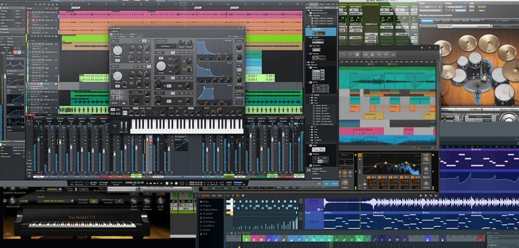 como se hace musica electronica