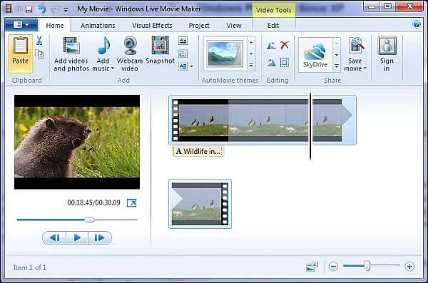 programas de edicion de videos en windows