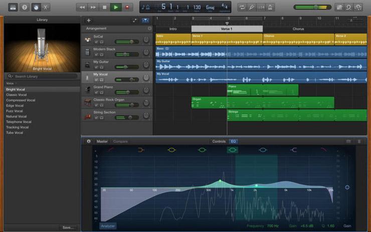 programas para edicion de sonido en mac