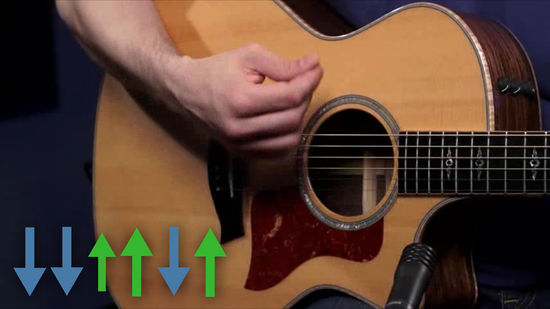 como rasgar bien la guitarra