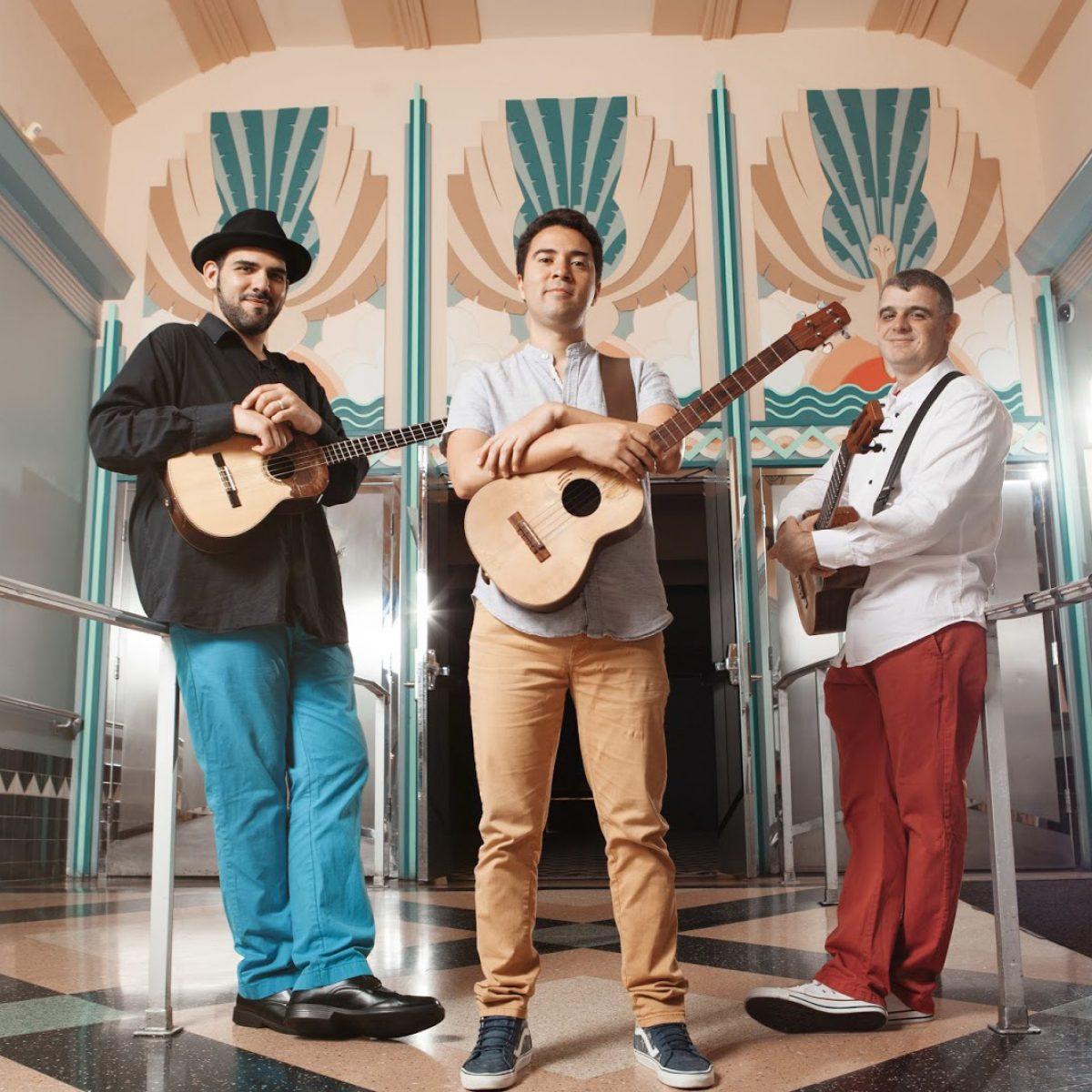 C4 Trio