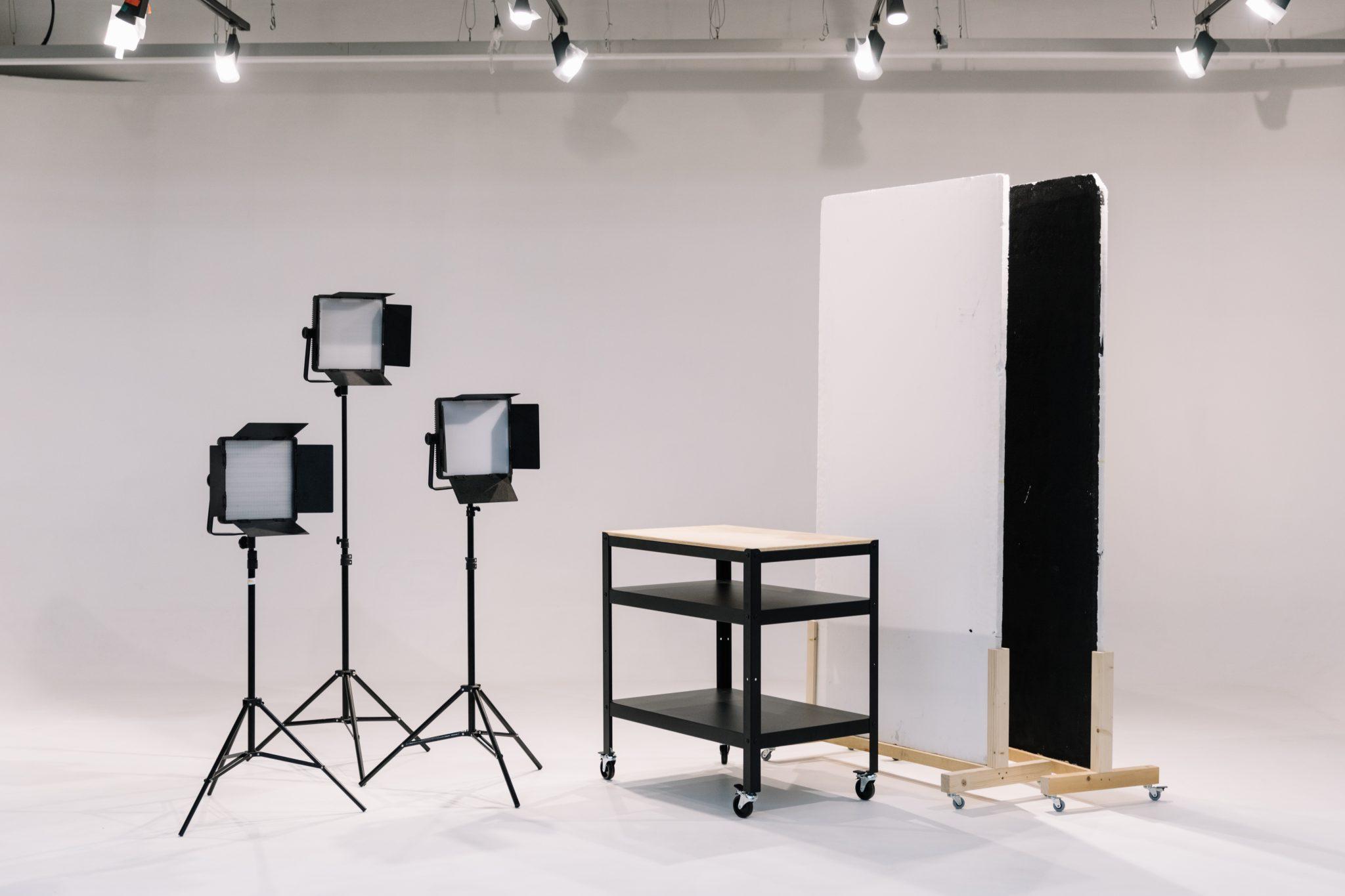 ArtSpace BCN - Sala XL para video empresavideo set 2